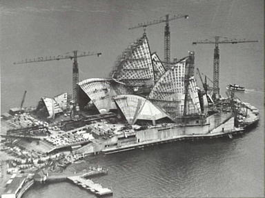The Sidney Opera House construction: A case of project