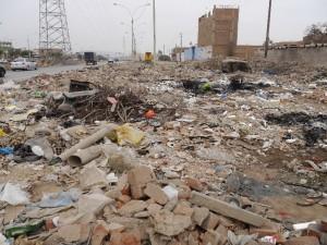Residuos de Construcciones y Demoliciones