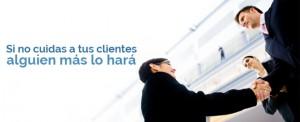 cuidar al cliente