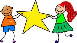 niños estrella