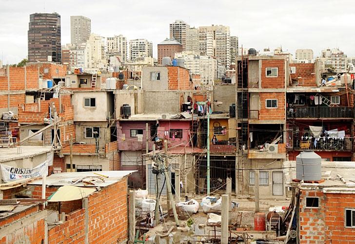 Social urbanism the key for coexistence for Villas en buenos aires