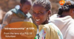 GSK Social Intrapreneurship Iniciative.