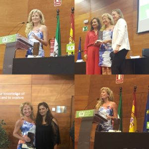 Entrega de premios Mejor Docente 2018