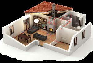 casa estufa biomasa