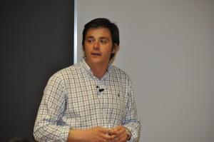 Alejandro Vazquez, Director comercial de Tuenti