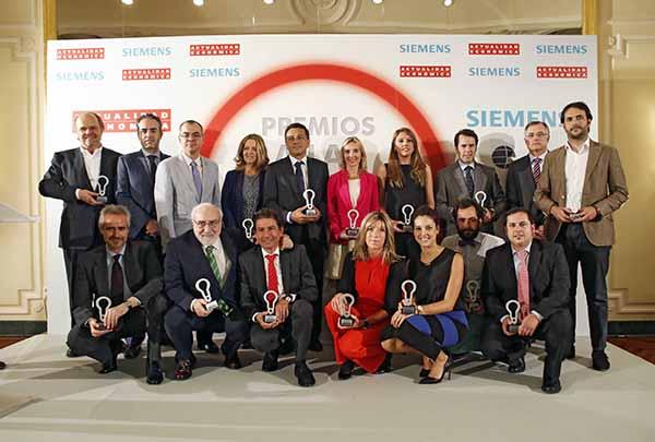 Javi Martinez. 14/5/2015. Madrid. Comunidad de Madrid.  Entrega de los premios a las 100 mejores ideas de Actualidad Economica en el hotel Ritz de Madrid.