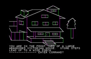 Mystery Hoyse, primera imagen del juego