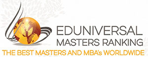Eduniversal, Excellent Business School with reinforcing international influence
