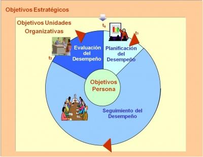 El ciclo de la gesti n del desempe o en recursos humanos for Explique que es una oficina